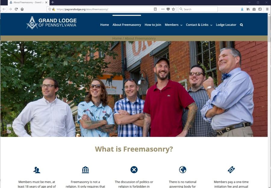 Grand Lodge Screenshot