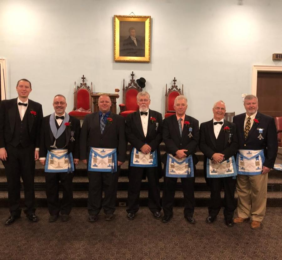 Past Masters 2018