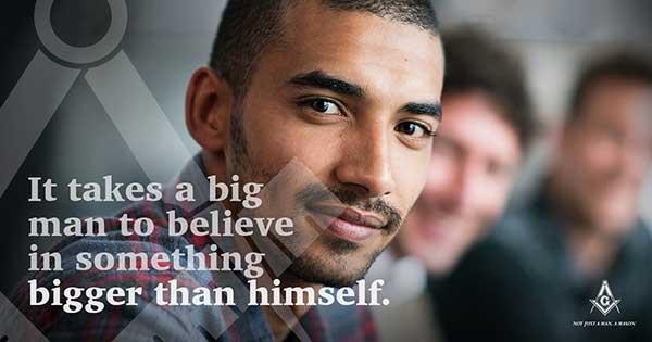 bigger than himself